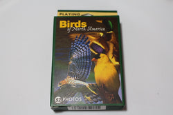 Birds Of North America Playing Cards