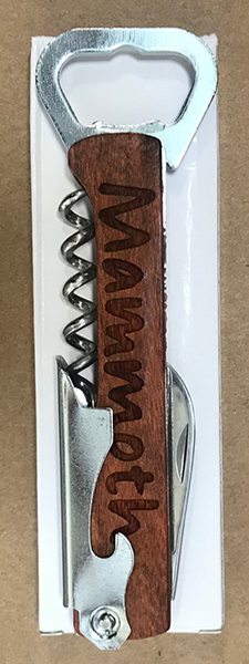 Mammoth Lakes Multi-Tool Bottle Opener