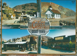 Calico Ghost Town Puzzle