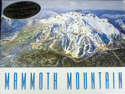 Mammoth Ski Trails Puzzle