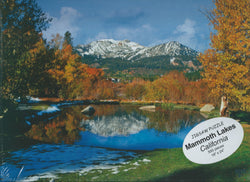 Mammoth Lakes Scenery Puzzle