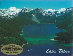 Lake Tahoe Puzzle