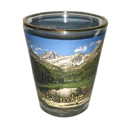 Rock Creek Shot Glass