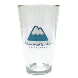Town of Mammoth Lakes Pint Glass