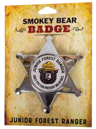 Smokey Sheriff Badge