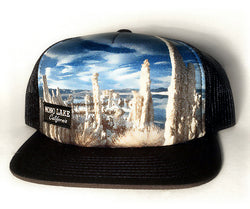 Mono Lake Photo Hat