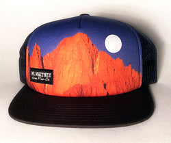 Mt. Whitney Photo Hat