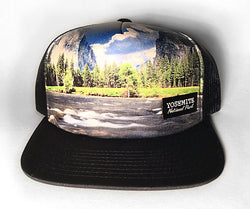 Yosemite Photo Hat