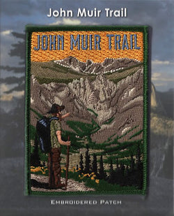John Muir Trail Patch