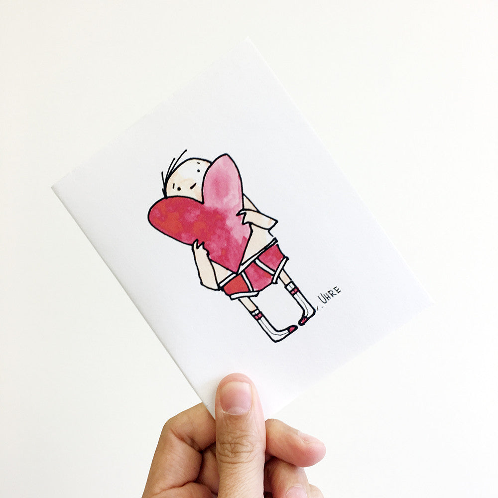 Download Your Free DIY Valentine's Day Card