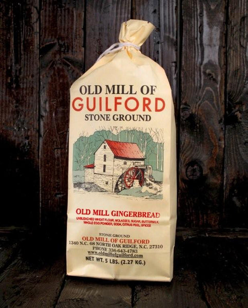 Old Mill Gingerbread Mix