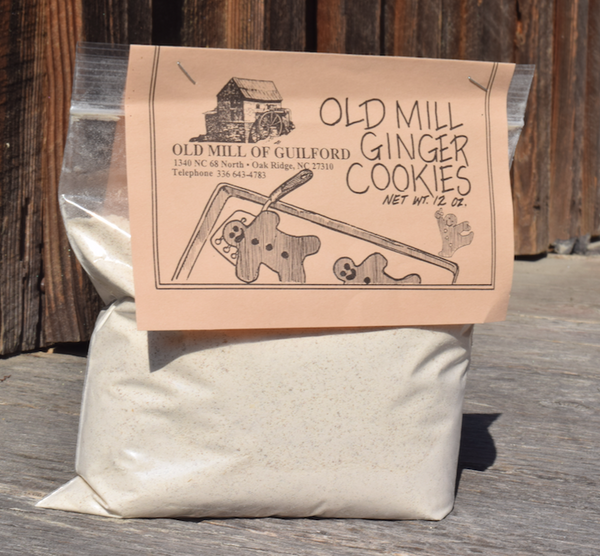 Cookie Mix (Oatmeal Raisin, Ginger, Cornmeal)
