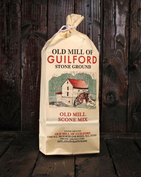 Old Mill Scone Mix (Plain, Chocolate Chip, Cranberry Orange, or Currant) 2 Lb