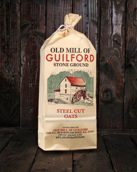 Steel Cut Oats - 2lb.
