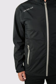 Golf Rain Gear - Black/Gray All-Weather Jacket