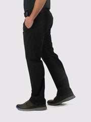 Unlined Pants | Black