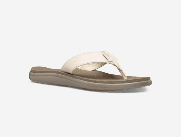 Teva Women's Voya Leather Flip Flop