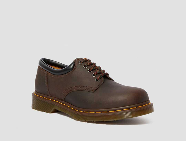 Dr. Martens 8053 Crazy Horse Leather Casual Shoes