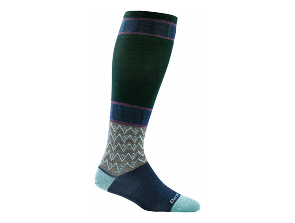 Darn Tough Women's Diamonds Knee High Light