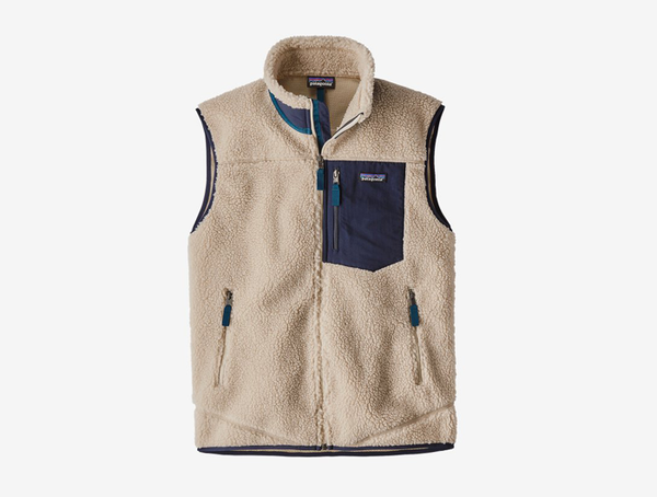 Patagonia Men's Classic Retro-X® Fleece Vest