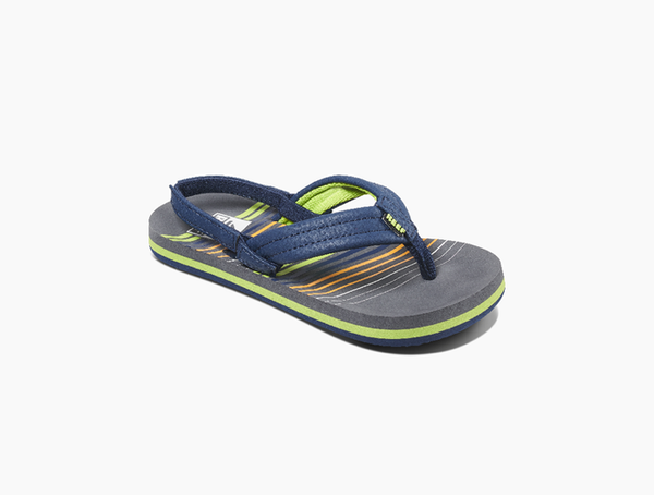 Reef Kid's Little Ahi Sandal
