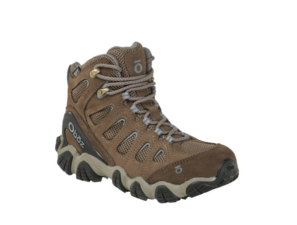 Oboz Women's Sawtooth II Mid Waterproof Boot - Wide