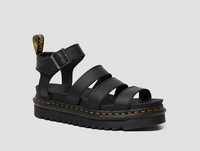 Dr. Martens Women's Blaire Hydro Leather Gladiator Sandals