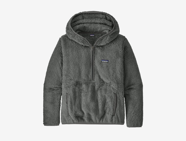 Patagonia Women's Los Gatos Hooded Fleece Pullover