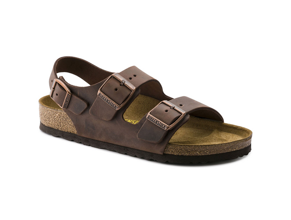 Birkenstock Milano - Oiled Leather
