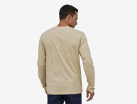 Patagonia Men's Organic Cotton Long Sleeve Henley