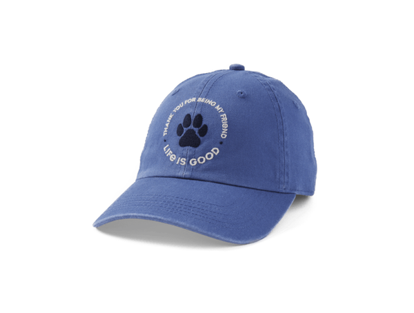 Life is Good Kid's Chill Cap - Thank You Pet