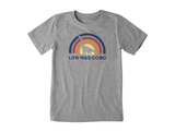 Life is Good Boy's Crusher Tee - Life Was Good
