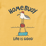 Life is Good Boy's Crusher Tee - Homebuoy