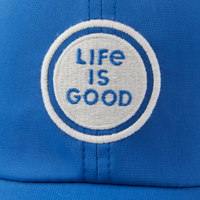 Life is Good Active Chill Cap - LIG Striped Coin
