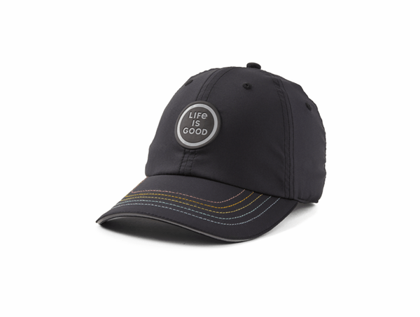 Life is Good Active Chill Cap - Rainbow