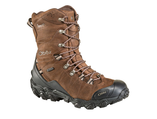 "Oboz Men's Insulated 10"" Bridger Waterproof"
