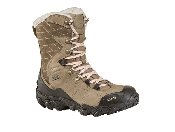 "Oboz Women's Insulated 9"" Bridger Waterproof"