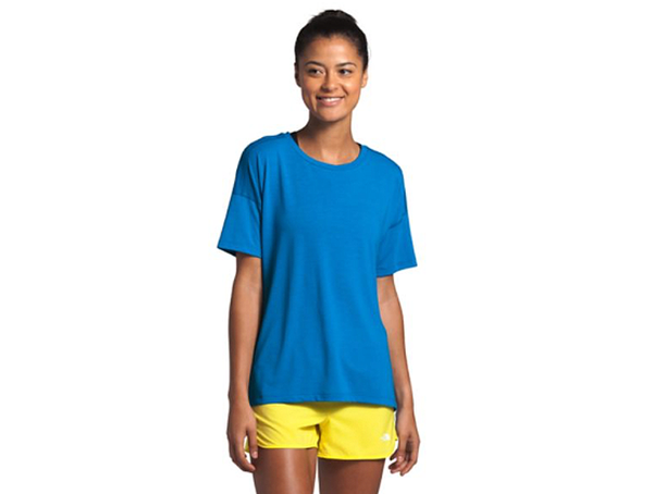 The North Face Women's Workout Short Sleeve Tee
