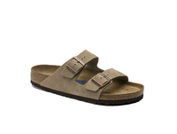 Birkenstock Arizona Soft Footbed - Suede