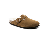 Birkenstock Boston - Shearling Suede