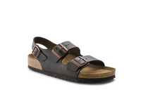 Birkenstock Milano Soft Footbed - Smooth Leather