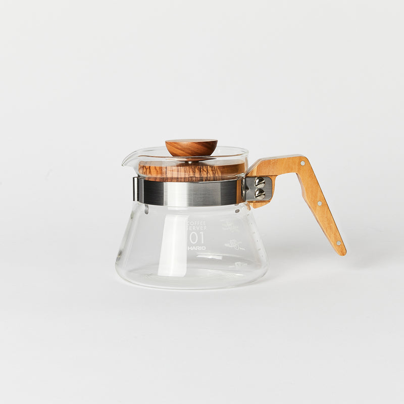 Hario V60 Olive Wood Coffee Server