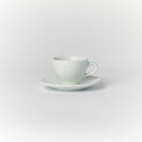 LAMILL Porcelain Wolbaek Cups and Saucers