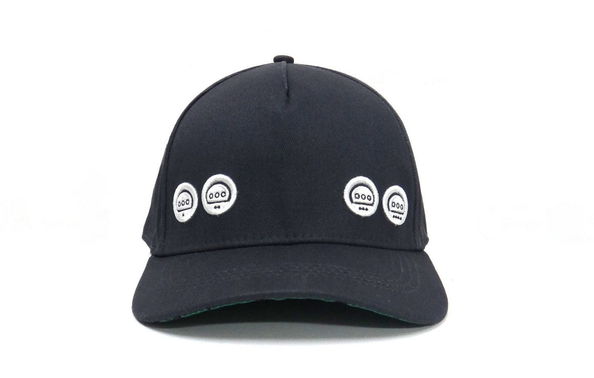 64 Fitted - Charcoal Grey - Gamer Hats
