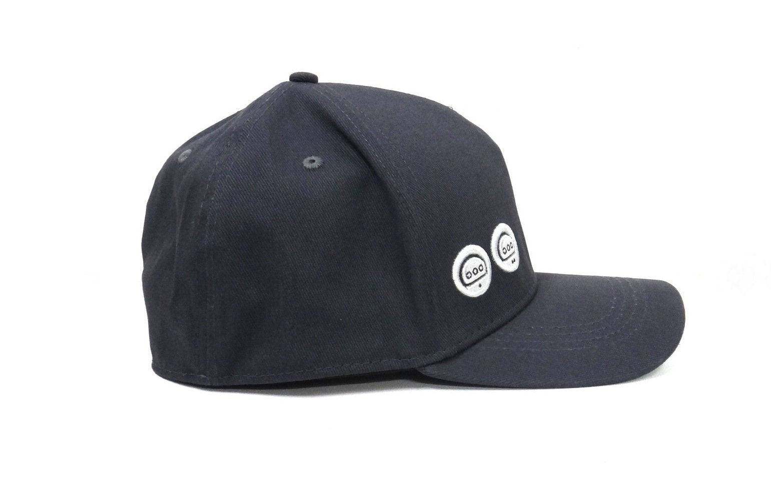 N64 Fitted Gaming Hat Charcoal Grey - Gamer Hats