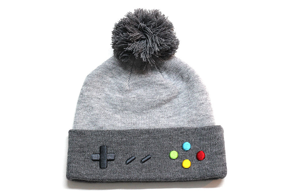 SNES SFC Gamer Hats Beanie - Gamer Hats