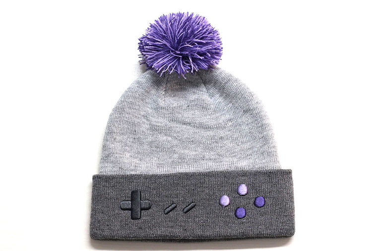 SNES NA Gamer Hats Beanie - Gamer Hats