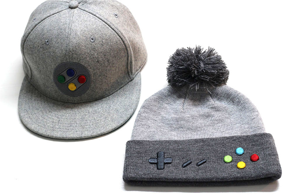 PAL/JAP NA Ultimate Pack - Gamer Hats