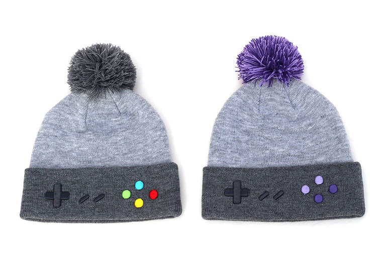 PAL/JAP NA Beanie (Twin Pack) - Gamer Hats