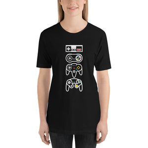Retro Evolution Tee - Gamer Hats